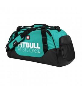 Torba sportowa Pit Bull model TNT turkusowa