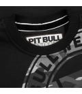 Bluza crewneck Pit Bull West Coast model All Black Camo