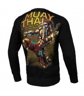 Bluza Pit Bull West Coast model Muay Thai 2019