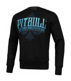 Bluza Pit Bull model Blue Skull
