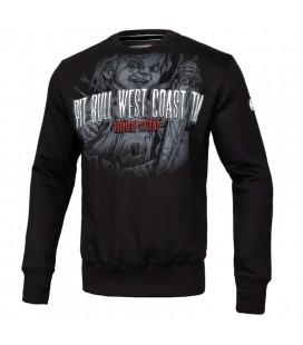 Bluza Pit Bull model Chucky kolor czarny