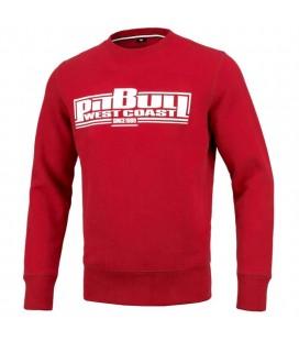 Bluza Pit Bull model Classic Boxing 19 czerwona