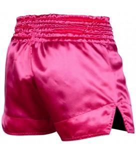 Spodenki Venum Muay Thai model Classic pink