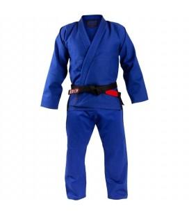 Kimono Venum model Contender Evo GI BJJ niebieskie