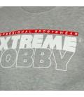 Bluza Extreme Hobby model MT Design szary melanż