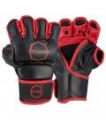 Rękawice chwytne MMA Octagon model IG Red