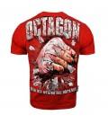 Koszulka Octagon model Nie ma wrażeń bez obrażeń + gratis