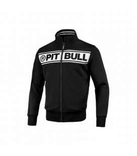 Bluza rozpinana Pit Bull model Oldschool Chest Logo