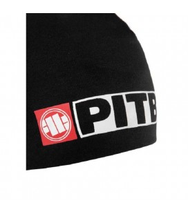 Czapka Pit Bull model Athletic 19 czarna