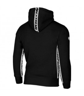 Bluza z kapturem Extreme Hobby model Tape czarna