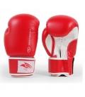 Rękawice bokserskie Hawk czerwone