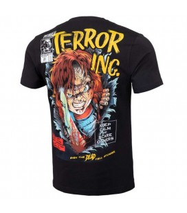 Koszulka Pit Bull model Scare czarna
