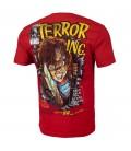 Koszulka Pit Bull model Scare czerwona