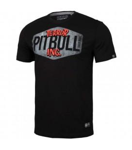 Koszulka Pit Bull model Blade czarna