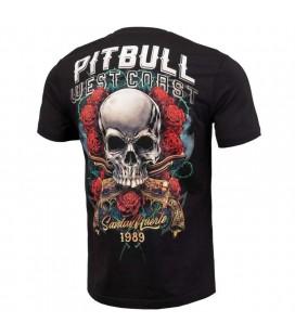 Koszulka Pit Bull model Santa Muerte