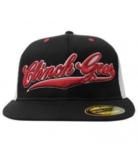Czapeczka Clinch Gear model Legacy czarno-czerwony
