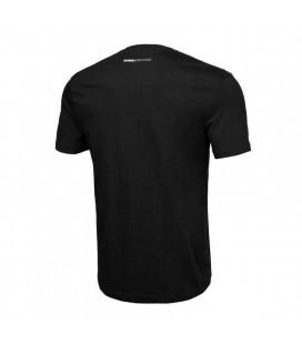 Koszulka Pit Bul model Small Logo 19 czarna