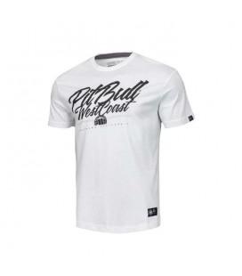 Koszulka Pit Bull  model SO CAL 18 kolor biały