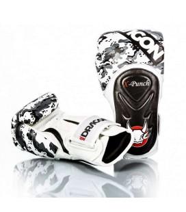Rękawice bokserskie X-Punch firmy Mr Dragon skóra