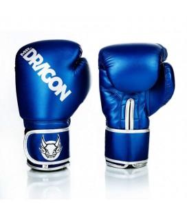 Rękawice bokserskie Mr Dragon model VS-320 blue