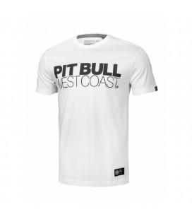 Koszulka Pit Bull  model TNT  kolor biały