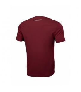 Koszulka Pit Bull  model TNT  kolor bordowy