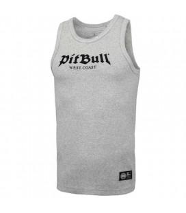 Koszulka Pit Bull bez rękawów Tank Top Rib Old Logo