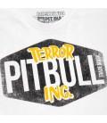 Koszulka Pit Bull model Scare biała