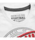 Koszulka Pit Bull model California Dog biała