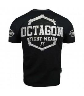 Koszulka Octagon Fight Wear II czarna