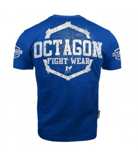 Koszulka Octagon Fight Wear II blue