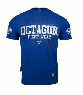 Koszulka Octagon Fight Wear II blue