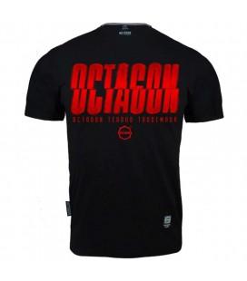 Koszulka Octagon model (T)Error kolor czarny