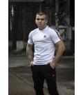 Koszulka Octagon model Stripe kolor biały