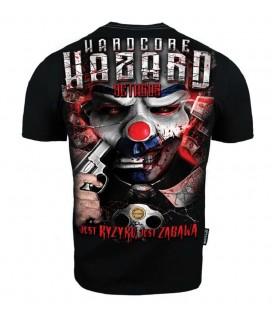 Koszulka Octagon Hardcore Hazard Jest Ryzyko Jest Zabawa