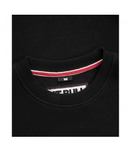 Bluza Pique Logo Pit Bull West Coast czarna