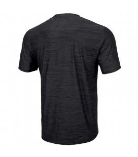 Koszulka Pit Bull Casual Sport HILLTOP black melange
