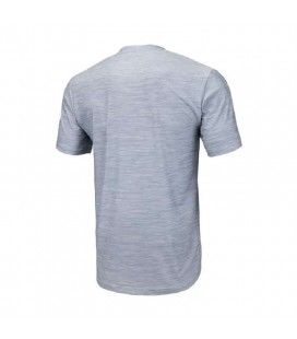 Koszulka Pit Bull Casual Sport  HILLTOP grey melange