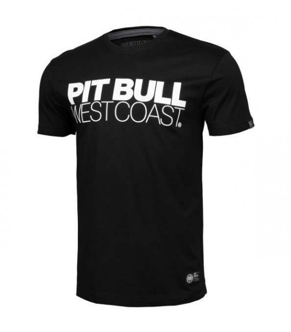 Koszulka Pit Bull  model TNT kolor czarny
