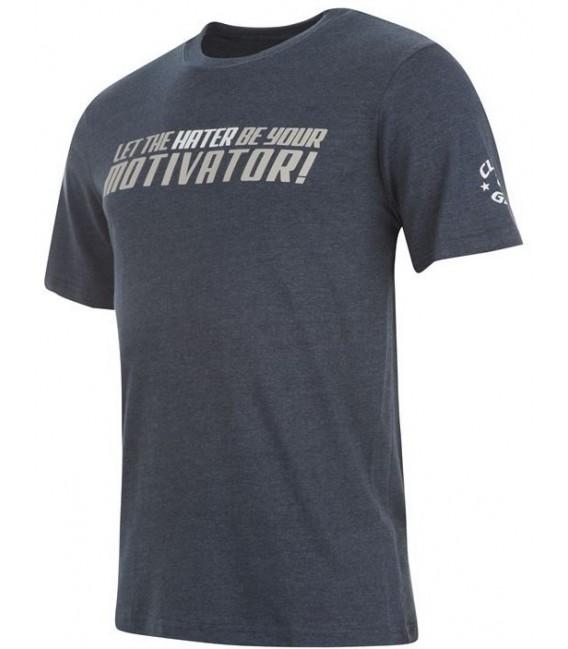 Koszulka Clinch Gear model Hater kolor granatowy melanż