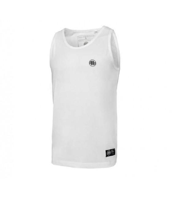 Koszulka Pit Bull bez rękawów Tank Top Slim Fit Small Logo