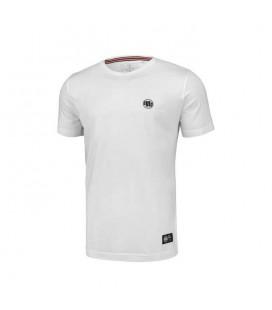 Koszulka Pit Bull Slim Fit Small Logo biała