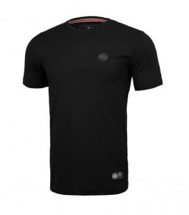 Koszulka Pit Bull Slim Fit Small Logo czarna