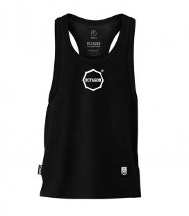 Tank Top Octagon Fight Wear koszulka czarna