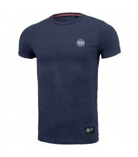Koszulka Pit Bull Denim Washed Small Logo Navy