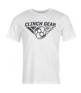 Koszulka Clinch Gear model Patriot kolor biały
