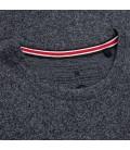 Koszulka Pit Bull Custom Fit Small Logo Navy melange