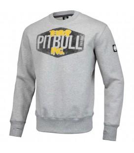 Bluza Pit Bull model Scare szary melanż