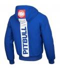 Kurtka Pit Bull model Cabrillo niebieska