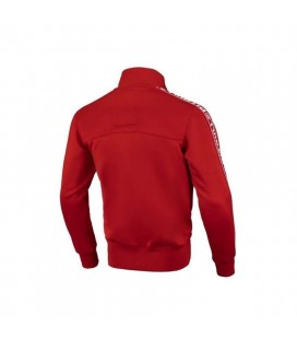 Bluza rozpinana Pit Bull Oldschool  Track Jacket Tape Logo